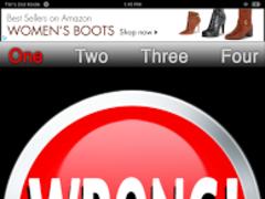 The Wrong Button! 2.5 Screenshot