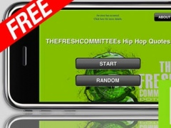 THEFRESHCOMMITTEE's Hip Hop Quotes 1.0 Screenshot