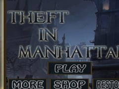 Theft in Manhattan Hidden Object 1.0 Screenshot