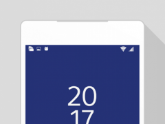Theme — Blue 2.0.0 Screenshot