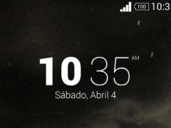 Theme cloudy for Xperia 1.0.0 Screenshot