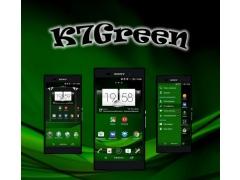 Theme eXp - K7Green 1.2 Screenshot