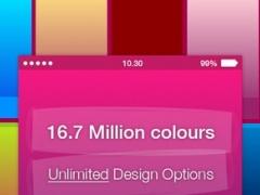 Themes Dock Designer - Custom Lock Screen Backgrounds Wallpaper 1.0.2 Screenshot