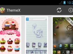 ThemeX: Extract Launcher Theme 2.1.1 Screenshot