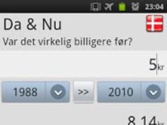 Then & Now Danish Inflation 1.6 Screenshot