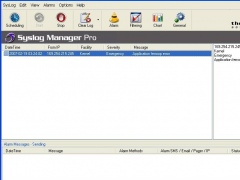 TheOne SysLog Manager Pro 3.7.0 Screenshot