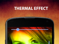 Thermal Camera Effect 1.3 Screenshot