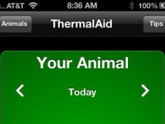 ThermalAid a Tool to Detect Heat Stress in Livestock 1.1 Screenshot