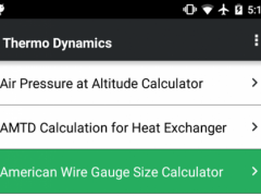 Thermo Dynamics 1.0 Screenshot