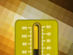Thermometer gold 1.1 Screenshot