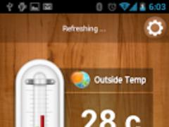 Thermometer Pro 1.0 Screenshot