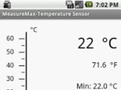Thermostat Temperature Sensor 1.4 Screenshot