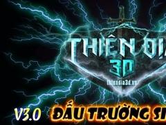 THIÊN ĐỊA 3D - THIEN DIA 3D 4.0 Screenshot