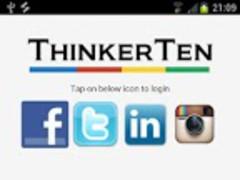 ThinkerTen Social 5.3 Screenshot
