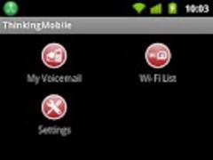 ThinkingMobile 2.0 Screenshot