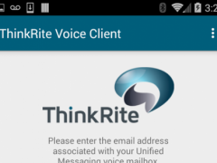 ThinkRite Voice Client 4.0.8 Screenshot