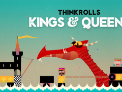 Thinkrolls Kings & Queens - Full 1.2.3 Screenshot