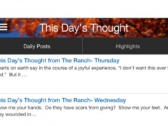 This Day's Thought from The Ranch 1.2 Screenshot