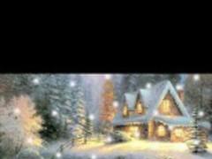 Thomas Kinkade Snow globe 1.0 Screenshot