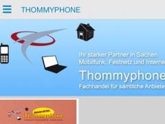 Thommyphone 3.3.11 Screenshot