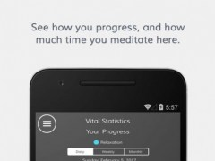 Thought Waves Pro: Medical Meditation and Hypnosis 4.2 Screenshot