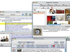 ThoughtOffice Brainstorming Software 1.5.13 Screenshot