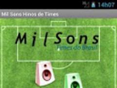 Thousounds Soccer Brazil 3.1 Screenshot