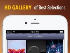 Three-Dimensional Art Wallpapers HD: Quotes 1.0 Screenshot