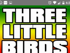 Three Little Birds Ringtone 1.0 Screenshot