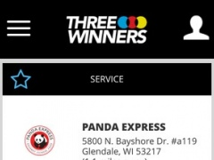 Three Winners. 0.0.12 Screenshot