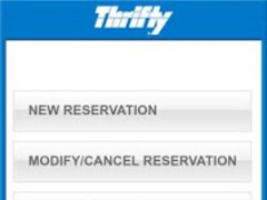 Thrifty Mobile 1.0.9 Screenshot