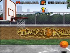 Thrust BBall 1.0 Screenshot
