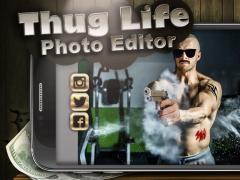 Thug Life Photo Editor 1.0 Screenshot