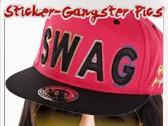 Thug Life Sticker-Gangsta Pics 1.0 Screenshot
