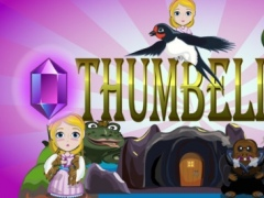 Thumbelina : Interactive 3D Pop-up Fairy Tale 1.5 Screenshot