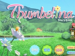 "Thumbelina Story Book ""for iPad"" 1.0.0 Screenshot"