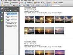 Thumbs.db Viewer Pro 3.6 Screenshot