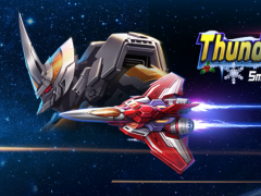 Thunder Assault: Raiden Striker  Screenshot