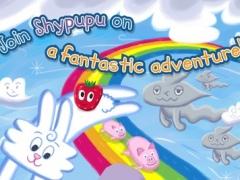 Thunder Bunny's Rainbow Slide 1.1 Screenshot