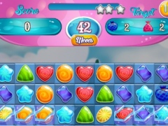Thunder Candy Striker : Thor Match Strike Puzzle 3D 1.0 Screenshot