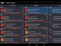 Thuuz Sports 6.9.10 Screenshot