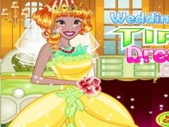 Tiana Wedding Dress Up 3.0.1 Screenshot