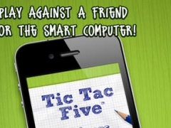 Tic Tac Five 1.1 Screenshot