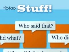 Tic Tac Stuff 1.1 Screenshot