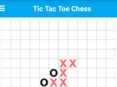 Tic Tac Toe Chess (Game X O) 1.8 Screenshot