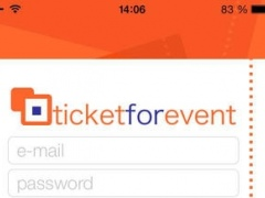 TicketForEvent Check-In 1.0 Screenshot