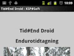 Tid#End Droid 1.7 Screenshot