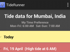 TideRunner 1.5 Screenshot