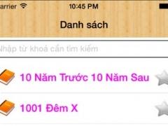 Tieu Thuyet Nguoi Lon 1.0 Screenshot