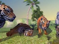 Tiger Simulator Survival 1.0 Screenshot